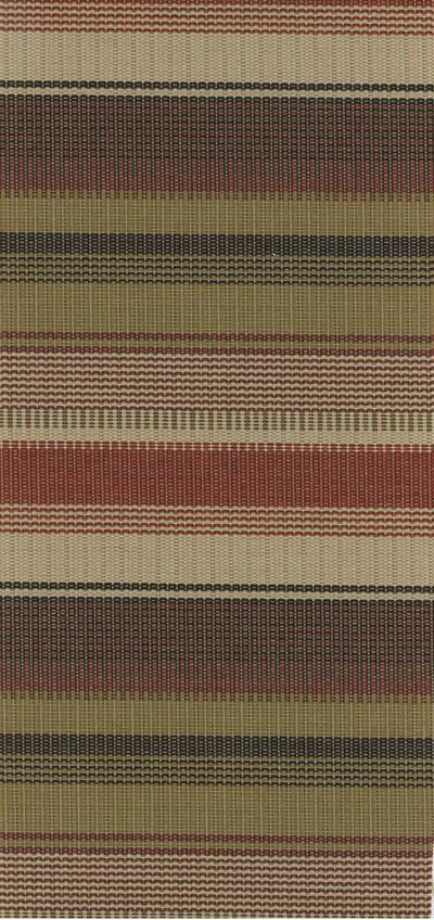 Sling Fabric 00284 Island Stripe Sienna Patiopads Com