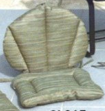 Cl615 Barrel Chair Pad