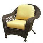 Chicago wicker chair