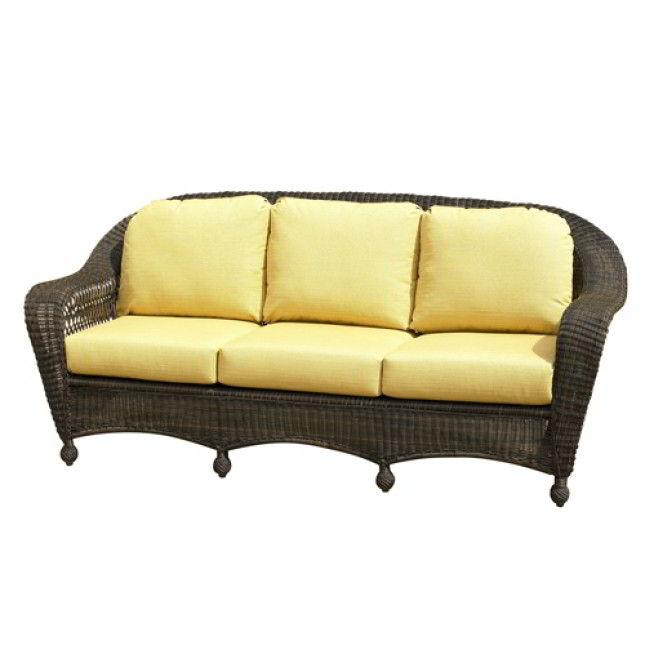 Chicago Wicker Cushions North Cape International Nci