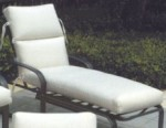 CL455 chaise lounge cushion