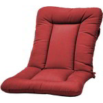 Euro chair cushion