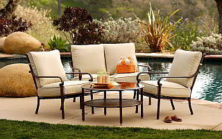 Patio Set Chair Cushions