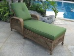 GT4252 Adjustable chaise cushions