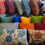 Miscellaneous cushions