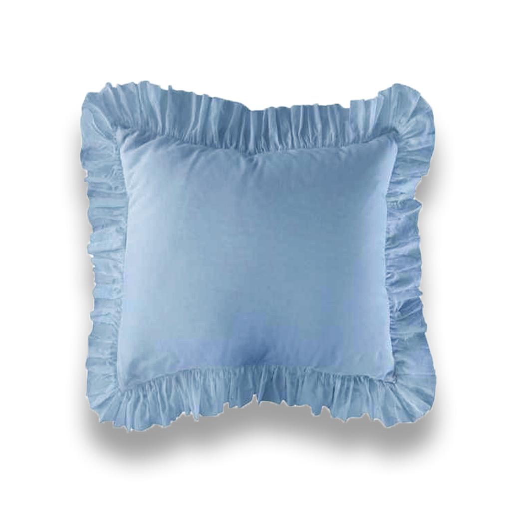 Throw Pillows With Ruffle Edge : Outdoor Throw Pillows - Patio Furniture PatioPads.com