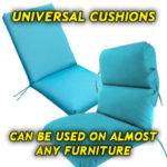 Universal cushions